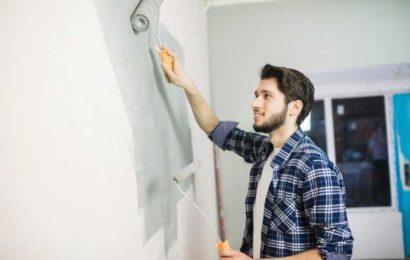 Comment repeindre un mur ?